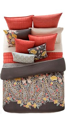 Absolutely loving these colors & this gorgeous motif http://rstyle.me/n/puh9in2bn