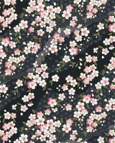 Chiyogami washi paper.
