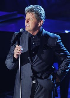 Peter Cetera at the 41st Annual Songwriters Hall Of Fame - 2010