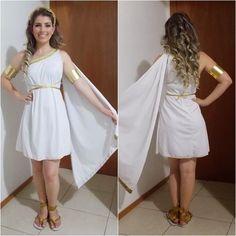 Resultado de imagem para deusa grega fantasia