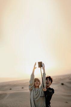 BTS Taehyung & Jhope
