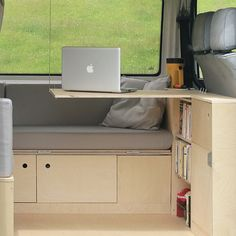 "van home layout 709668853770211428 - Discover additional information on ""recreational vehicles motorhome"". Take a loo… – Source by mariaeemanuel Mini Camper, Vw Camper, Van Life, Motorhome, Astuces Camping-car, T3 Vw, Kombi Home, Combi Vw, Campervan Interior"