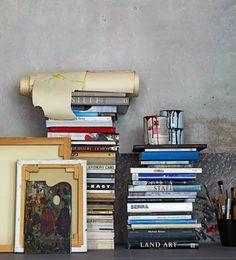 """Foto """"pinnata"""" dai nostri lettori Emanuela e Fabio di CAFElab Un loft d'autore"""