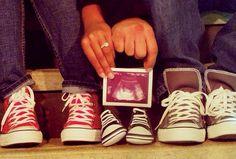 Formas criativas de anunciar a gravidez Carinhoso Blog