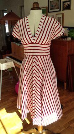 Tiramisu-klänning