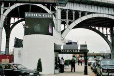 Ci-contre, le célèbre Cotton Club, de Harlem, un club de jazz où a été tourné le célèbre film #NY ©Salaün Holidays