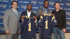 Click to see why the St. Louis Rams have real reason to believe that 2014 will be their breakthrough season in Year 3 of the franchise's rebuild.  Written by Anthony Blake