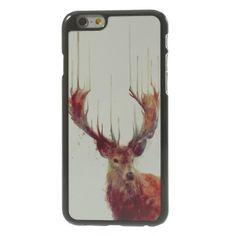 Coque iPhone 6 Cerf Majestueux