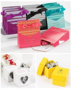 Colorful favors thank your guests in style! http://blog.myjeanm.com/2013/09/colorful-favors-thank-your-guests-in-style-5919.html