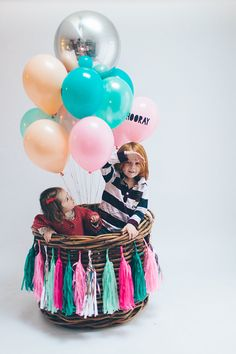New Balloon Collection - Pretty Little Party Shop UK
