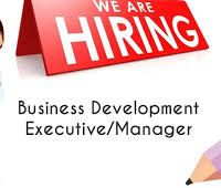 Urgent openings for Business Developer Manager at Mumbai location