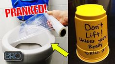Hey Guy's, today we take a look at some of the funniest pranks you can use in a prank war! These people clearly have too much time on their hands! Enjoy! Bro...
