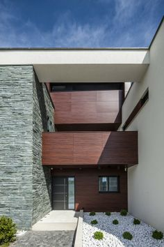 Tóth Project #Architecture Office | Lake side duplex house