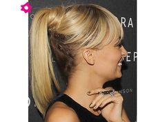 Peinado de novia como Nicole Richie