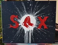 Boston Red Sox art