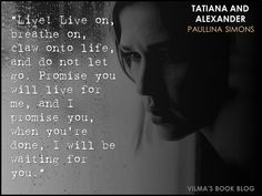 TATIANA AND ALEXANDER by Paullina Simons (#2, The Bronze Horseman)