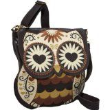 Good friends don't let friends go on vacation without a new owl purse. So. Awesome.
