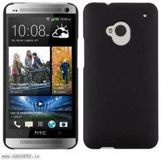 Case Mate HTC One Barely There Case Black - CM027165