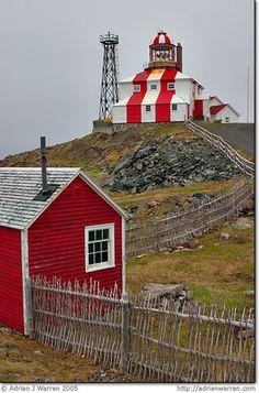 Cape Bonavista, Newfoundland, Canada