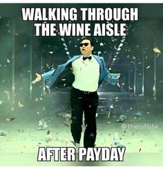 It's the weekend! Let those dollar bills fly!
