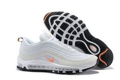 Attractive Nike Air Max 97 Ultra SE Ocean Blue Pink White 924452 027 Women's Running Shoes Sneakers
