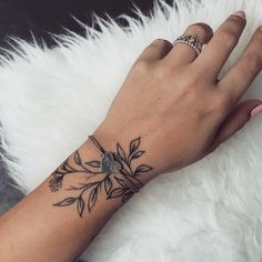 Mini Tattoos On wrist; meaningful tattoos 30 Mini Tattoos On Wrist Meaningful Wrist Tattoos Mini Tattoos, Love Tattoos, Beautiful Tattoos, Body Art Tattoos, Tatoos, Awesome Tattoos, Woman Tattoos, Arm Tattoos Cute, Girly Hand Tattoos