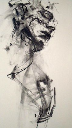 Jennifer Bush – Orphée We believe tattooing can be quite a method that has been used since the full time … Gesture Drawing, Life Drawing, Figure Drawing, Painting & Drawing, Drawing Drawing, Bush Drawing, Drawing Faces, L'art Du Portrait, Abstract Portrait