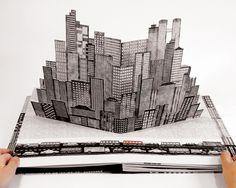 City Acrobat - Yeni Kim