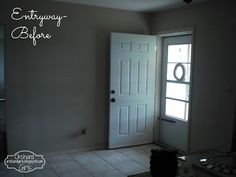 Orchard Girls: Fix it Up Friday: Entryway Reveal!
