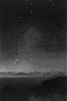 Sweet Briar #Night Sky #Black