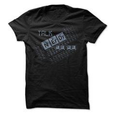 (Top Tshirt Brands) Talk Nerdy to Me [Tshirt design] Hoodies, Tee Shirts