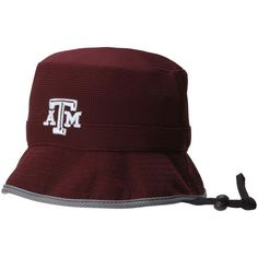 Texas A&M Aggies Top Of The World Backswing Bucket Hat - Maroon - $20.99