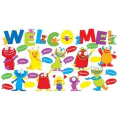 Welcome Visitors Kids
