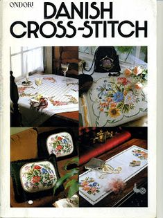 Sunshine Home Decor: Danish cross stitch , dergi ,kanaviçe , etamin