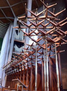 Basil Spence's Coventry Cathedral 1962 Coventry Cathedral, Gothic Architecture, Cathedrals, Basil, Glass Art, Old Things, Romantic, Pictures, Photos