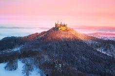First Light - Germany - Hohenzollern Castte  my instagram: ilhan1077 my facebbok: https://www.facebook.com/ilhanerogluphotography