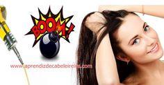 Aprenda a fazer em casa o óleo bomba para o CABELO CRESCER SUPER RÁPIDO e forte. Você precisa aprender esta dica...  http://www.aprendizdecabeleireira.com/2015/09/oleo-bomba-para-o-cabelo-crescer.html