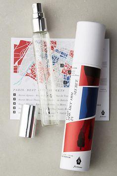 Slide View: 1: Fictions Mini Eau De Parfum - Paris
