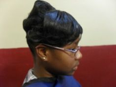 .*All work done by *NueNew the Hair Diva