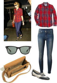 """Taylor swift style"" by iluvmusic24 on Polyvore"