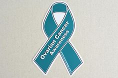 Ribbon Awareness Decals - Medium | Choose Hope