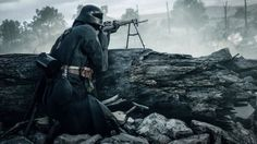 Battlefield 1 Sniper Soldier Game Wallpaper