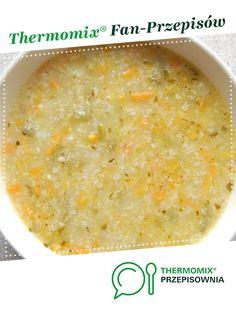 WEGETARIAŃSKA ZUPA OGÓRKOWA Z KASZĄ JAGLANĄ jest to przepis stworzony przez użytkownika JOANNA MORAWSKA KOSZALIN. Ten przepis na Thermomix<sup>®</sup> znajdziesz w kategorii Zupy na www.przepisownia.pl, społeczności Thermomix<sup>®</sup>. Healthy Habits, Cheeseburger Chowder, The Hamptons, Food And Drink, Thanksgiving, Ethnic Recipes, Soups, Stew, Thanksgiving Tree