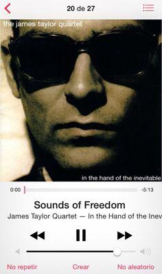 Sounds of Freedom The James Taylor Quartet ✔️