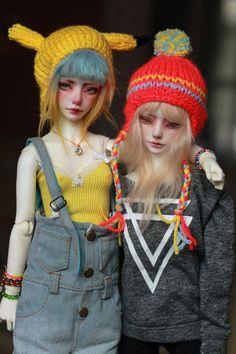 Zaoll twins! by ChinchouPrincess on DeviantArt