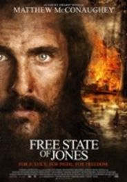 FREE STATE OF JONES CAST: MATTHEW MCCONAUGHEY, CHRISTOPHER BERRY MOVIE, DVDNL
