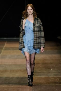 Saint Laurent at Paris Fashion Week Fall 2013 - StyleBistro