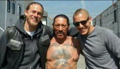 Sons of anarchy-Some Throwback Thursday pics....