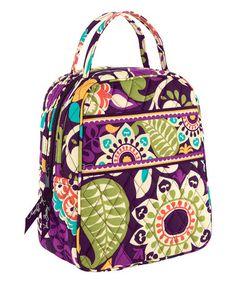 Another great find on #zulily! Plum Crazy Lunch Bunch Bag #zulilyfinds