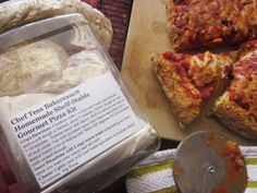 Chef Tess Bakeresse: Shelf-Stable Complete Pizza Kits for Camping and Beyond